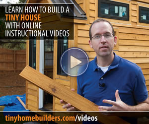 Tiny Home Builders Videos