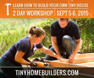 Tiny Home Builders Workshop
